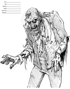 Diana zombie 5