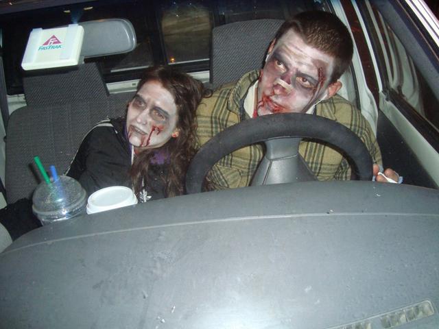 dead body in car | Don't Get Bit!